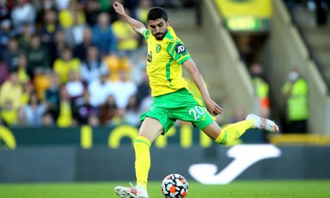 Pierre Lees-Melou, Norwich City, Norwich v Liverpool betting tips